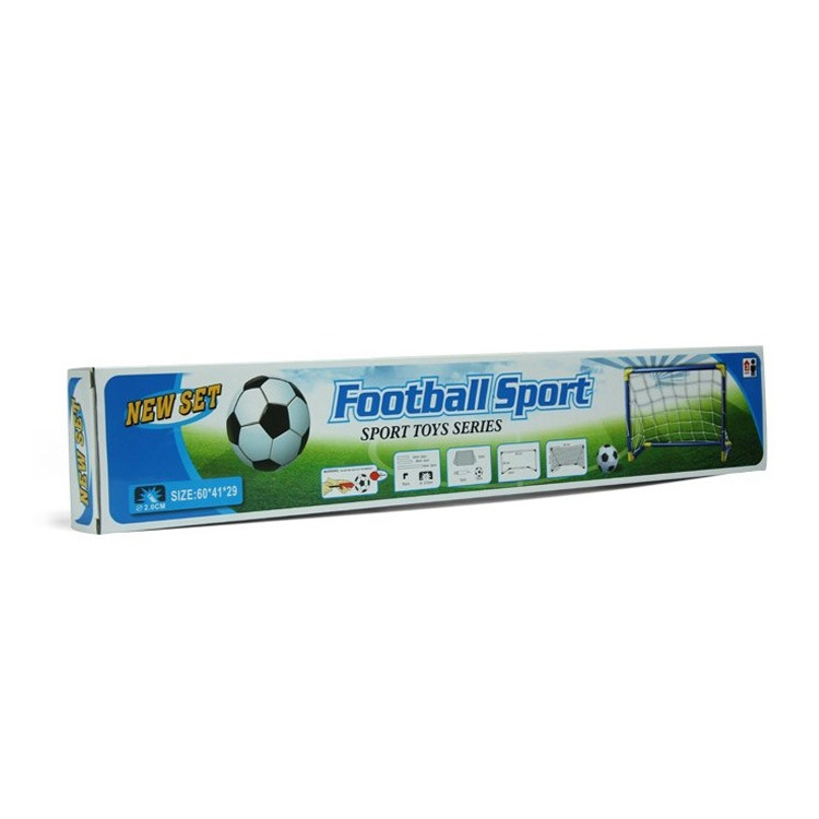 Portable Plastic Door Frame Football Training Gate for Children