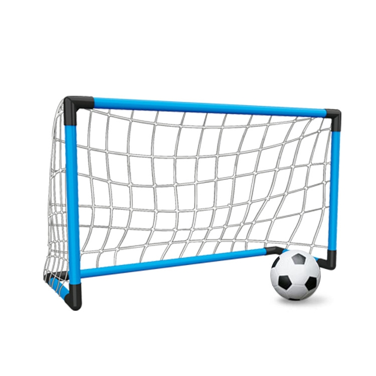Indoor and Outdoor Portable Football Gate for Children, Size: 70 x 50 x 33cm