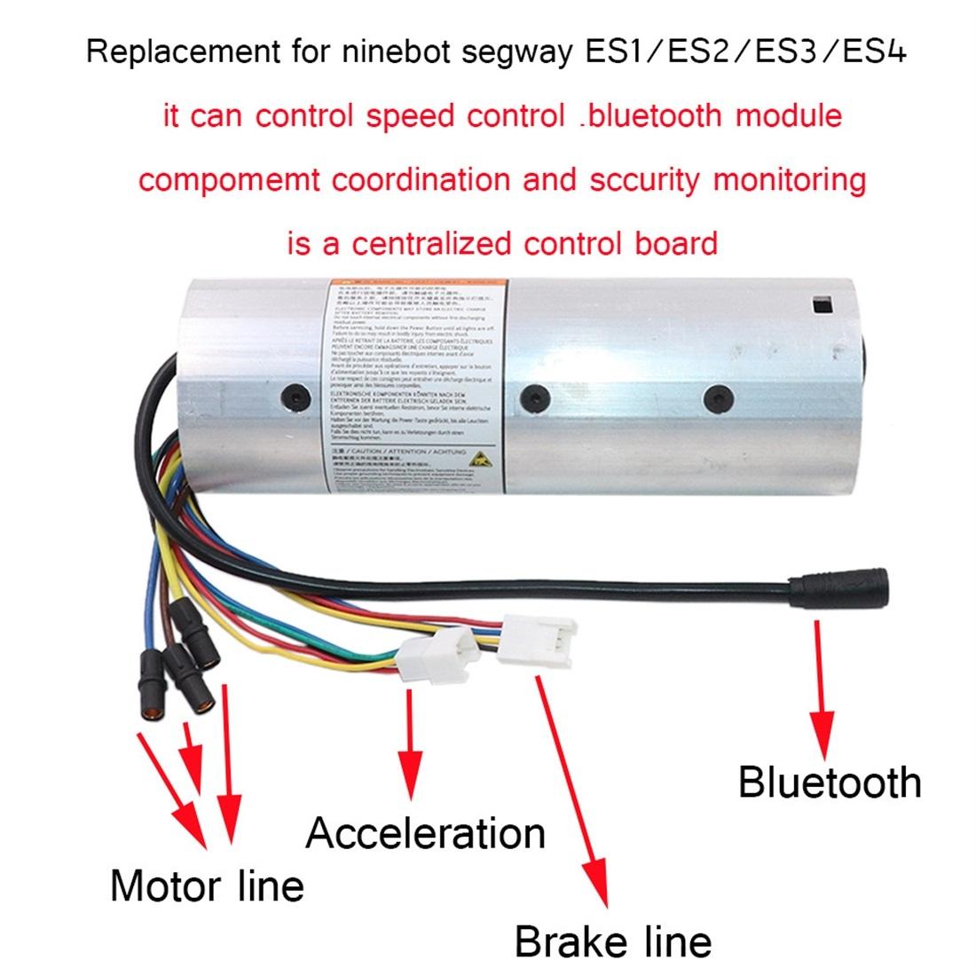 For ES1 ES2 ES3 ES4 Electric Scooter Mainboard Controller Parts
