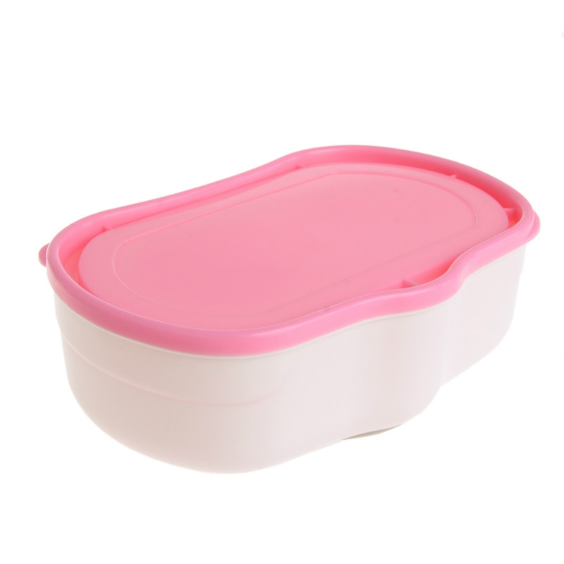 Wet Wipes Box 80 Pumping Environmental Protection Plastic Baby Wipes Box with Lid Cap