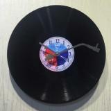 12 Inch Vinyl Record DIY Wall Clock Retro Vintage Record Clock (3 Color Numbers)