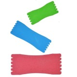 10 PCS Fishing Gear Winding Foam Board Strand Board Fishing Gadgets, Specification: Large 7x18cm, Color: Color Random Delivery