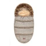Keep Warm Waterproof Windproof Baby Sleeping Bag (DR)