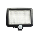 56 LEDs Solar Powered PIR Motion Sensor Energy-saving Wall Lamp Outdoor Waterproof Garden Floodlights