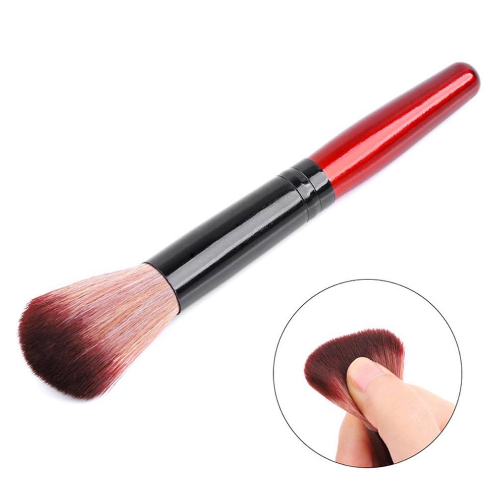 Nail Tool Powder Brush Nail Tool Brush Makeup Cleaning Small Hair Brush Dust Brush