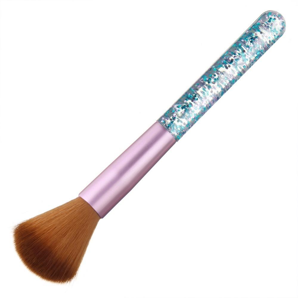 Nail Dust Brush Cleaning Brush Loose Brush Dust Brush (#2)