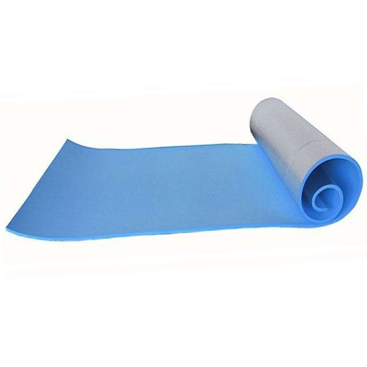 Thickened Single-sided Aluminum Film Outdoor Camping Picnic Mat Yoga Mat