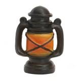Retro Old Creative Resin Mini Ornaments Home Decorations Shop Shooting Props (Kerosene Lamp)