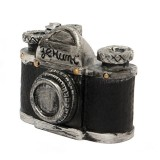 Retro Old Creative Resin Mini Ornaments Home Decorations Shop Shooting Props (New Camera)