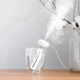 Dismountable Air Humidifier Portable USB Aroma Diffuser Car Mist Maker Ultrasonic Diffusers for Home Office