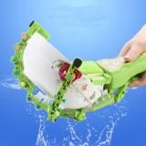 Portable Handheld Smart Dishwasher Home Kitchen Dishwashing Artifact Mini Bowler, Specification: National Standard (Green)