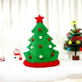 Christmas Tree Hat Funny Adult Hat Christmas DecorationParty Supplies