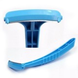 2 PCS Foot Pedicure Knife Professional Care Tools Knive Dead Skin Calluses Remova