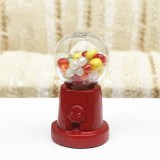 3 PCS 1:12 Scale Dollhouse Miniature Candy Machine Doll House Decor Accessories Child Gift