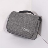 Cubes Portable Large Capacity Simple Multi-function Organize Bag Travel Storage Bag (Grey)