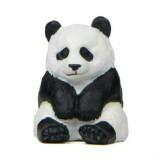 Panda Life Multi-shaped Micro-landscape Baked Landscape Doll Ornaments (Seated Panda)