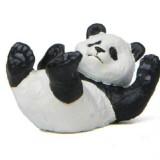 Panda Life Multi-shaped Micro-landscape Baked Landscape Doll Ornaments (Lying Panda)