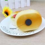 Cute Hamburger Squishy Slow Rising Cream Scented Decompression Toys Decoration Squeeze Children Toy (Ham Sausage)