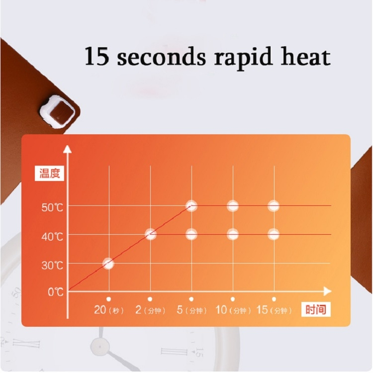 220V Electric Hot Plate Writing Desk Warm Table Mat Blanket Office Mouse Heating Warm Computer Hand Warmer Desktop Heating Plate, Color: Pink Big Size
