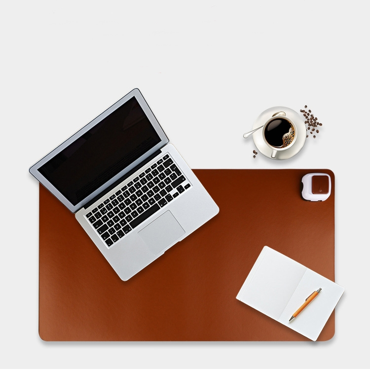 220V Electric Hot Plate Writing Desk Warm Table Mat Blanket Office Mouse Heating Warm Computer Hand Warmer Desktop Heating Plate, Color: Little Girl
