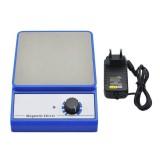 Magnetic Stirrer Laboratory 3000ml Capacity Mixer, EU Plug (Blue)