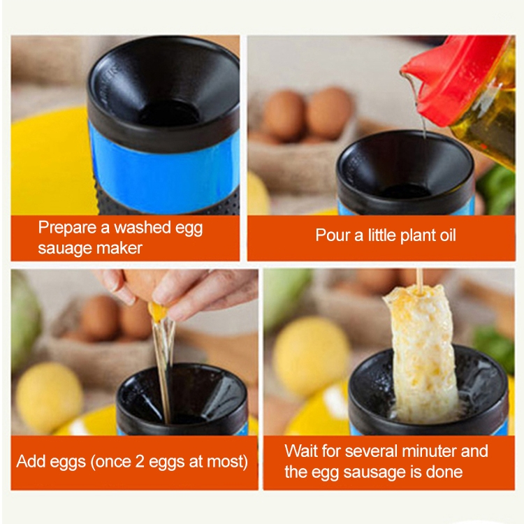 Electric Egg Roll Machine Home Automatic Multi-function Breakfast Cup Lazy Artifact, US Plug (Green)