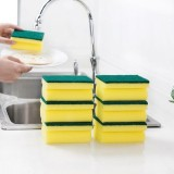 5 PCS Soft Sponge Wipe Dishwashing Magic Wipe One Hundred Clean Cloth I-shaped Cotton Dish Towel Sponge Brush, Size: 10x7x4.5cm