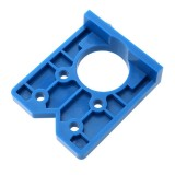 35mm Woodworking Hinge Opening Door Panel Hinge Positioner Punching Installation Auxiliary Tool, Style: Single