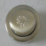 Push Stainless Steel Red Wine Stopper Champagne Stopper, Style: Champagne Stopper