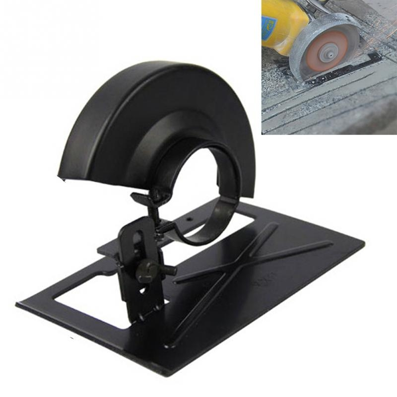 Angle Grinder Special Cutting Bracket Protective Cover Angle Grinder Cutting Machine Accessories, Model: Angle grinder balance seat
