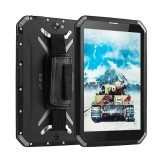 CENAVA-Q802 Triple Proofing Tablet PC, 8.0 inch, 4GB+64GB, Support Google Play, 4G Phone Call, IP68 Waterproof Shockproof Dustproof, Android 7.0, MTK6753 Octa Core 1.5GHz, Support OTG/GPS/NFC/WiFi/BT/TF Card (Black)