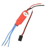 RC ESC 10A BEC 1A Mini Brushless Electronic Speed Control Support Hobbywing Program for RC Helicopter Airplane