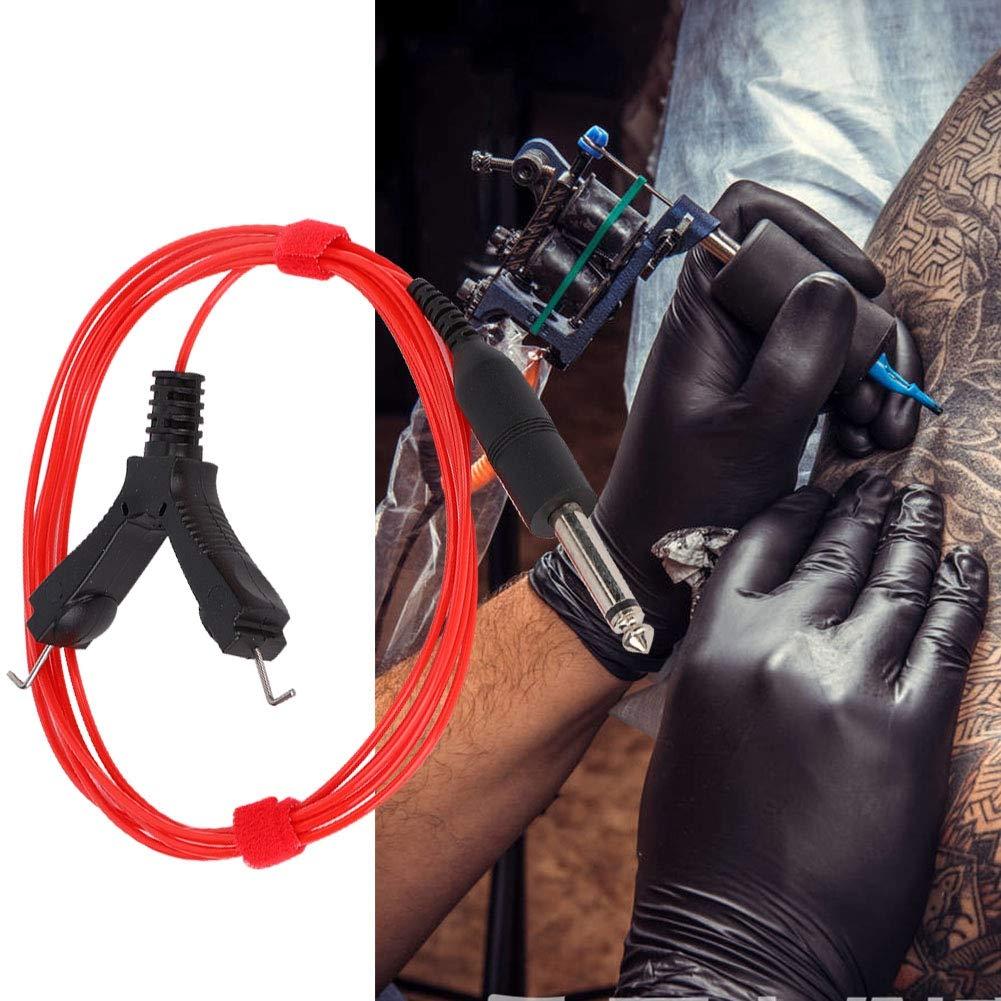Tattoo Clip Cords Ultra-fine Durable RCA Interface Tattoo Hook Line Tattoo Accessories