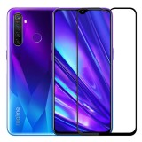 BAKEEY 9H Anti-explosion Full Coverage Full Gule Tempered Glass Screen Protector for Realme 5 Pro