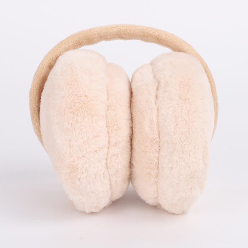 Unisex Warm Earmuffs Portable Foldable Earmuff