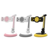 Yesido C33 Universal Lazy Tablet Phone Stand Holder Flexible Desk Bed Mobile Phone Mount Holder For iPhones iPads Stand