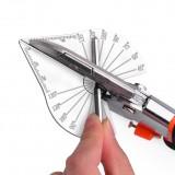 MYTEC Slotting Scissors Folding Pliers Electrician Woodworking Tools Edge Dedicated Scissors Clipping Scissors