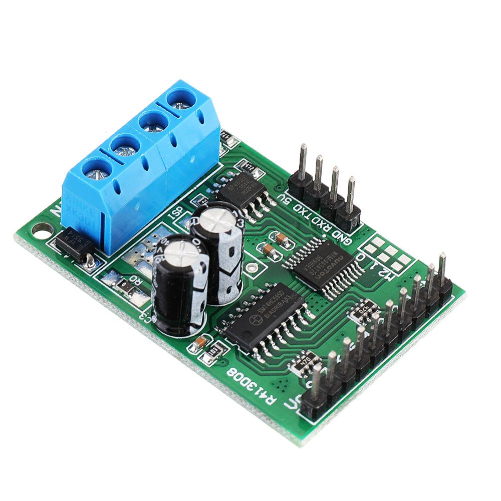 8Channel DC 5V 12V 24V RS485 Modbus RTU Control Module UART Relay Switch Board PLC