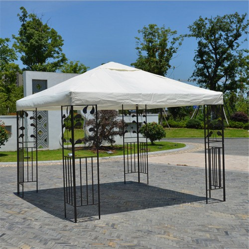 3*3m 300D Tent Canopy Top Roof Replacement Cover Outdoor Waterproof Tent