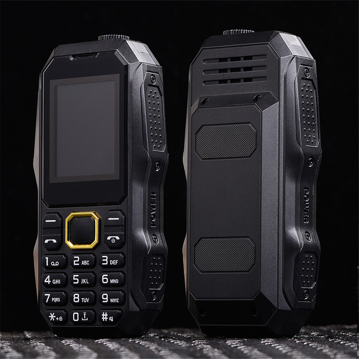Rugged Feature Phone Dual Sim 32mb