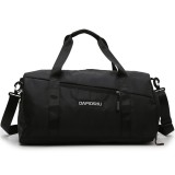 Wet Dry Separation Shoes Bag Waterproof Gym Bag Sport Fitness Yoga Luggage Handbag Travel Shoulder Bag