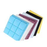 5pcs 30x30x5cm Sound-absorbing Cotton Foam Soundproof Cotton Shed Wall Muffler Sponge