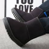 Electric Heated Snow Boots Winter USB Foot Warmer Shoes Heating Feet Insoles