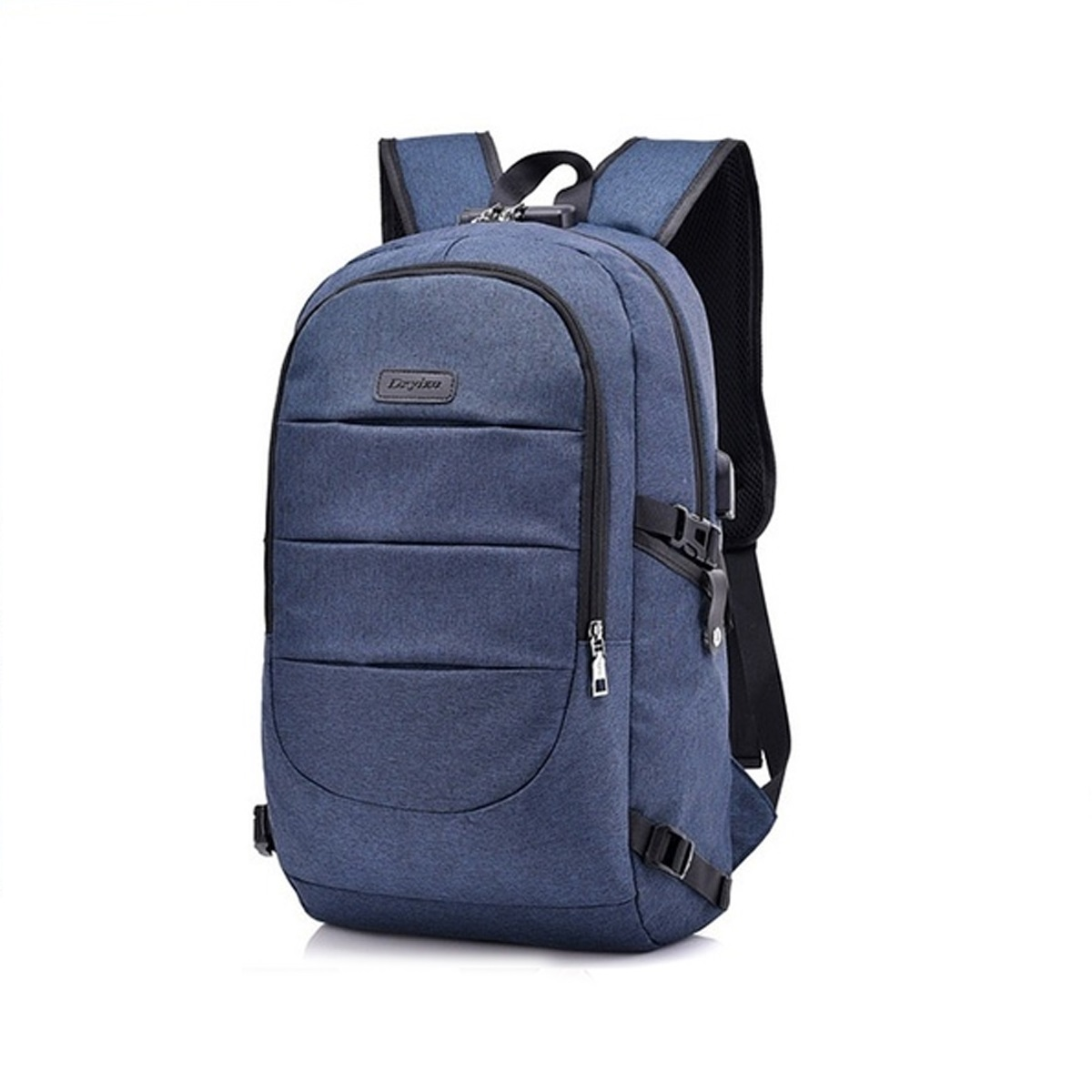 Anti-Theft Laptop Backpack with Charge USB Port Travel Large Capacity Waterproof Bag