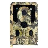 ZANLURE PR400 12MP 1080P 3 Sensor Heads Infrared Hunting Camera Surveillance Night Vision