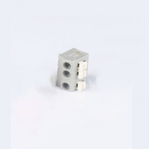 10PCS BEST 3 Pin Plug-in Brass Wire Connector Terminals LED Flame Retardant Terminal Block Connector