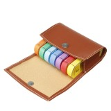 7 Day 28 Slot Weekly Daily Pill Box Organiser Tablet Pill Storage Dispenser Pill Case