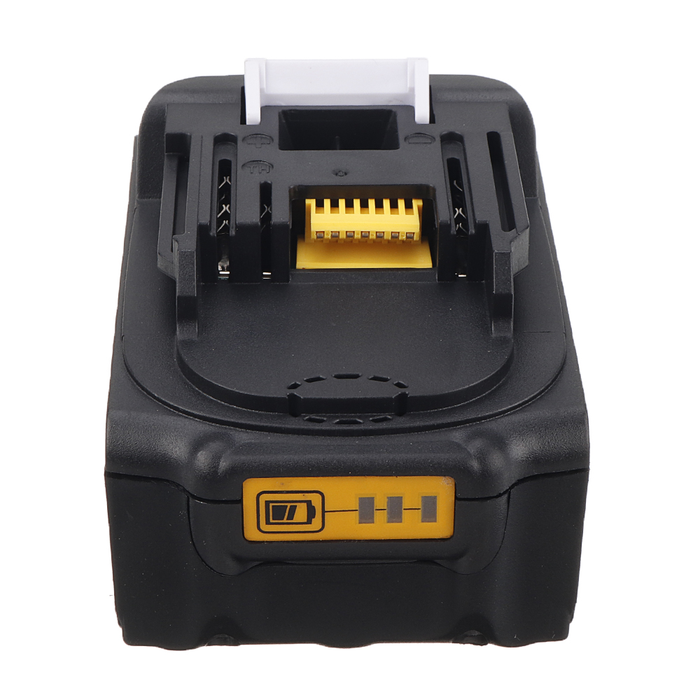 Upgrade LED MAK-18B-Li 18V Li-Ion 3.0Ah-6.0Ah Battery Rubber Cover Replacement Power Tool Battery For Makita BL1830 BL1840 BL1850 BL1860 Makita 18V Tools