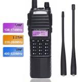 BaoFeng UV-82T Tri-Band VHF UHF 220-260Mhz Amatuer Two Way Radio Portable Ham Band Walkie Talkie Ham
