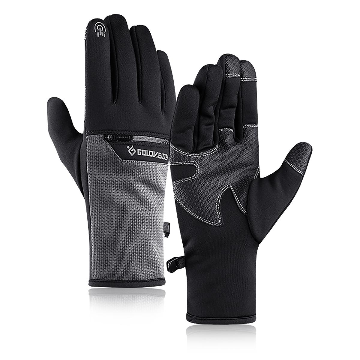 Waterproof Winter Skiing Gloves Touch Screen Sport Outdoor Snowboard Windproof Thermal